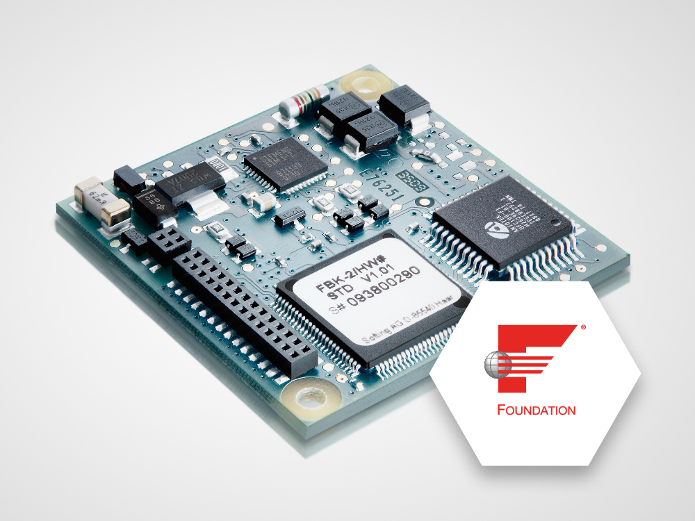 Industrial Embedded Module | FOUNDATION fieldbus Mobile Host