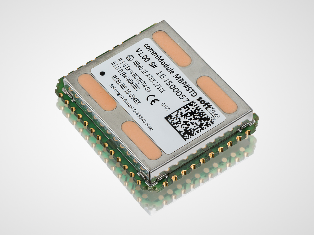 Industrial Embedded Module | commModule MBP