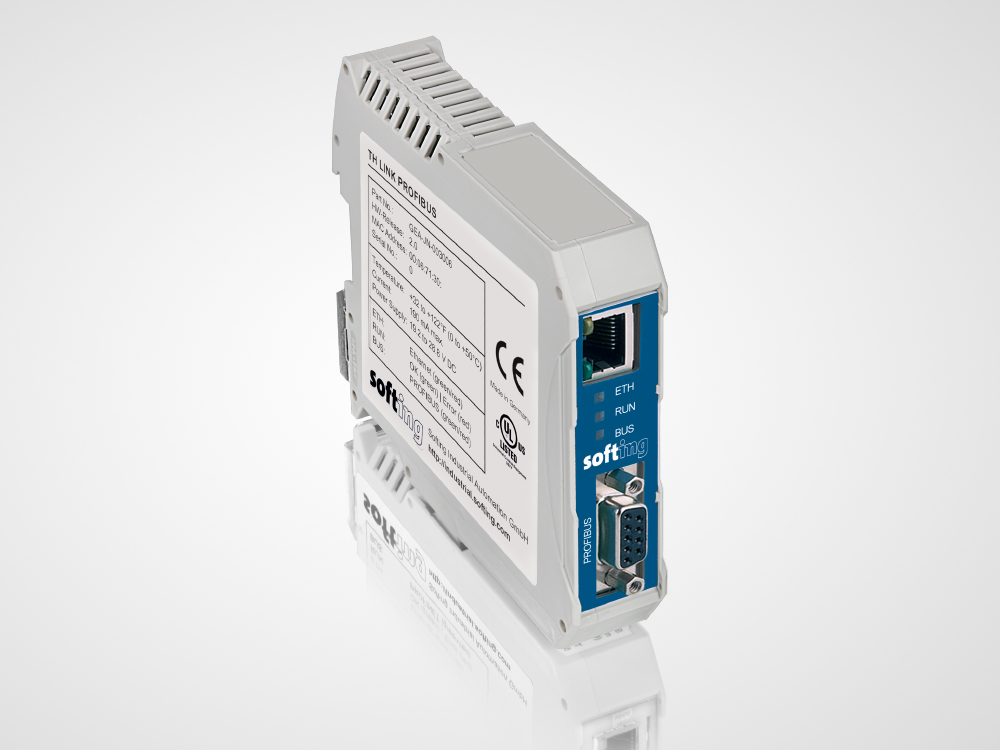 Gateways for network access parallel to the controller | Softing