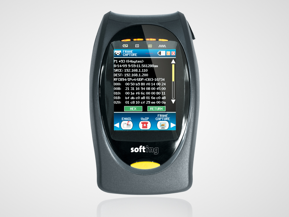 Network Tester and Analyzer | Industrial Ethernet Tester
