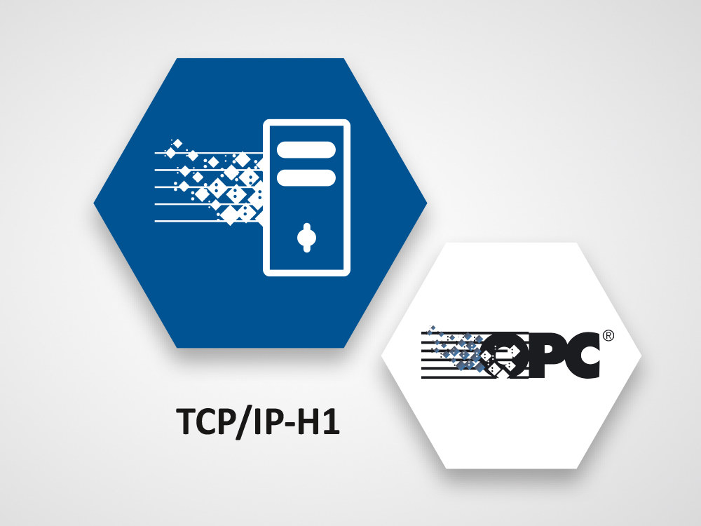OPC Server & Middleware | TCP/IP-H1 OPC Server
