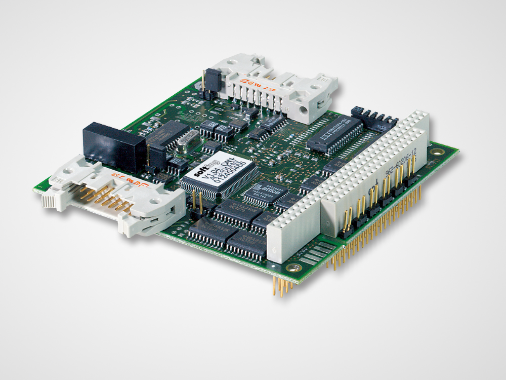 PC Interface Cards | CAN-AC PC/104