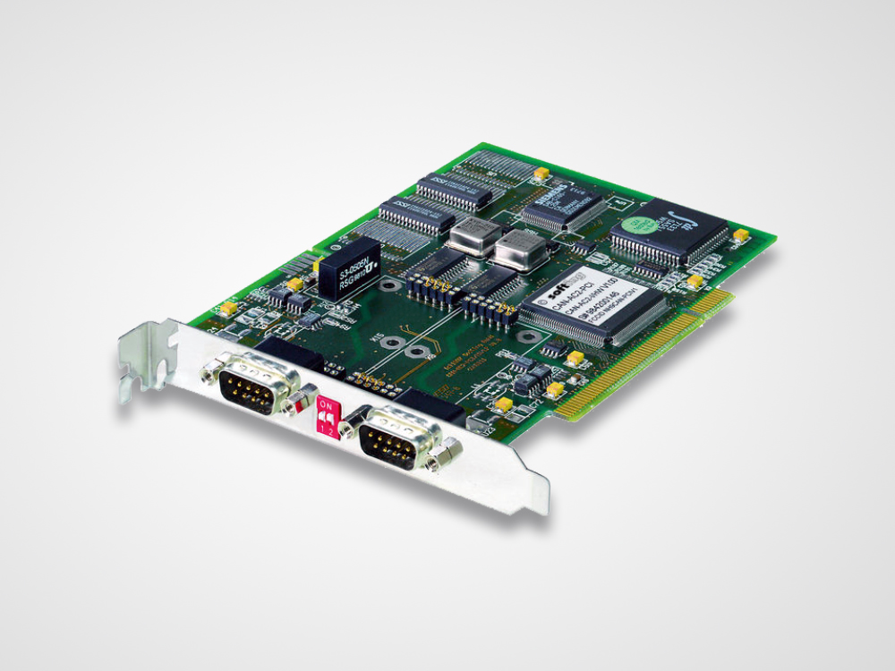PC Interface Cards | CAN-AC PCI