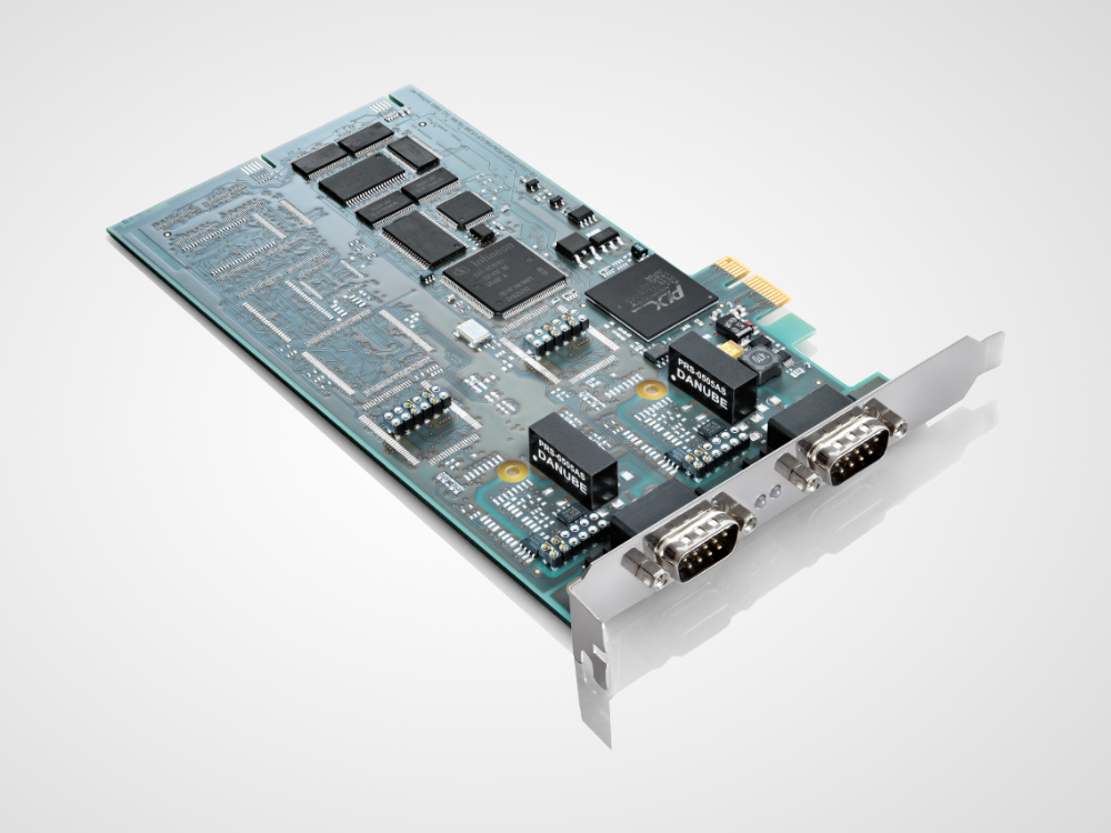 PC Interface Cards | CANpro PCI-Express