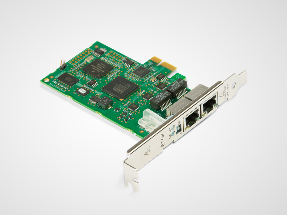PC Interface Cards | PCI Express EtherNet/IP