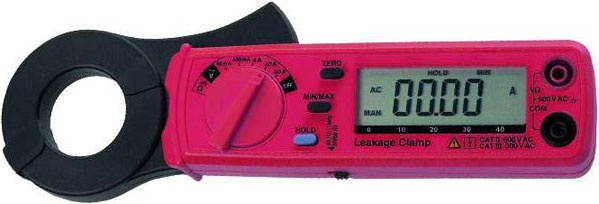 Fieldbus Shield Digital Leakage Current Clamp