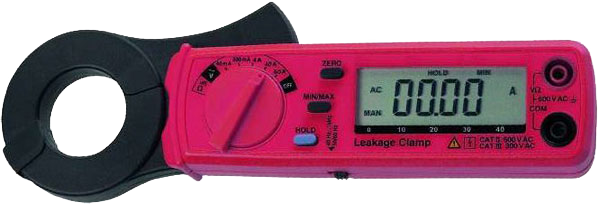 Fieldbus Shield Digital Leakage Current Clamp - Locating EMC Problems