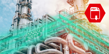 PROFINET for the process industry | White Paper
