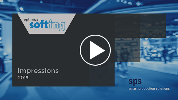 Softing Industrial Data Networks | Impressionen von der SPS 2019