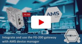 Video: Integrate and Use the FG-200 with AMS Device Manager
