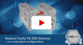 Video | Replace Faulty FG-200 Gateway – in a redundant configuration