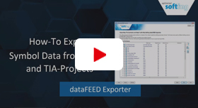Video | How-To Export Symbol Data from STEP7 and TIA-Projects