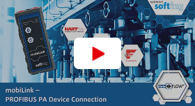 Video: mobiLink – PROFIBUS PA Device Connection