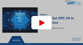 Video: Webinar: How to Get OPC UA in Your Device