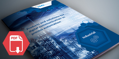 Process Automation brochure | Softing Industrial